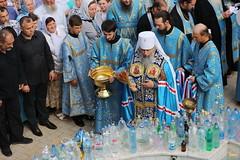 10. Святогорской иконы Божией Матери в Лавре 30.07.2018