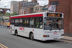 MCT Travel EU06KNR (Mike McNiven) Tags: mcttravel manchester community transport plaxton dennis alexander pointer pointer2 bramhall stockport
