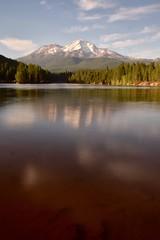 Dreaming (nrg_crisis) Tags: outdoors mountshasta siskiyoucounty lake conifers lakesiskiyou california sky northerncalifornia reflection