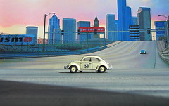 1:76 Scale Diecast Model Herbie Love Bug 53 VW Beetle By Oxford Diecast Limited Swansea Wales United Kingdom 2017 : Diorama PS2 GT4 Game Backdrop Print Out Seattle - 4 Of 19 (Kelvin64) Tags: 176 scale diecast model herbie love bug 53 vw beetle by oxford limited swansea wales united kingdom 2017 diorama ps2 gt4 game backdrop print out seattle