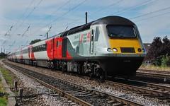 43238 (paul_braybrook) Tags: hst highspeedtrains eastcoastmainline kingscross aberdeen copmanthorpe york northyorkshire railway trains