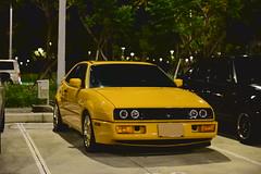 彰化高鐵站  VW Corrado (briandodotseng59) Tags: asia taiwan roc jp japan color coth5 nikkor nikon frame street sun day light shadow night foreign east vw corrado germany europe auto car