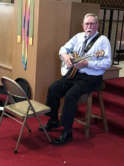 Retirement celebration for The Reverend Ginny Curinga at Sierra Arden Congregational Church Sunday, July 29, 2018