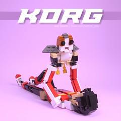 Space ships   Voltron   KORG (Ochre Jelly) Tags: lego moc afol voltron legendary defender ship shipping fandom netflix tv anime keith porg starwars jedi