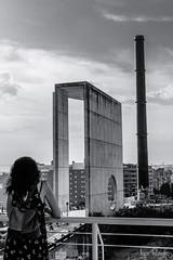 Planetario (profesorxproyect) Tags: nikon d7100 35mm byn blackandwhite blancoynegro bw bn españa europa spain streetphotography madrid callejera ciudad city centrodemadrid planetario