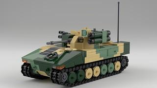 Toiger Infantry Toighting Vehicle