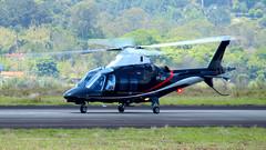 A109 AUGUSTA PP-AGN (Rodrigo Durighello) Tags: a109 augusta helicoptero sbbp