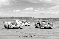 "1970 Sebring - Porsche vs Ferrari (Nigel Smuckatelli) Tags: automobile auto heures racing race ""nigel smuckatelli"" ""louis galanos"" classiccar sportauto oldtimersport speed ""gp legends"" ""historic motorsports"" wsc histochallenge autorevue passion vehicle ""world sportscar championship"" ""manufacturer's manufacturer's cars classic prototype autoracing motorsports legends endurance vintage fia csi ""1970 sebring 12 hour gp"" 1970 ""sebring raceway"" the12hourgrind sebringinternationalraceway sir florida sebringflorida porsche porsche917k gulf ferrari ferrari512s marioandretti josiffert vicelford porscheaudi917k"