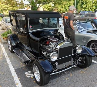 Ford Model T hot rod