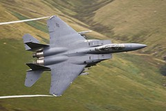 STRIKE EAGLE (Dafydd RJ Phillips) Tags: ln306 f15 f15e strike eagle lakenheath afb usa usaf loop mach aviation avgeek military combat
