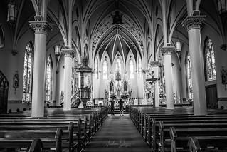 St Mary's Catholic Church - Fredericksburg TX