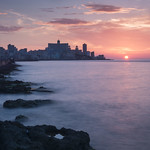 Sunset in Havana thumbnail