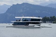 Ship Bürgenstock Lake Lucerne Switzerland (roli_b) Tags: ship schiff boot boat bürgenstock buergenstock katamaran lake lucerne luzern vierwaldstättersee lakelucerne switzerland schweiz suisse suiza sivzzera lago see water new 2018