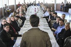 Almoço com Lideranças - Irati