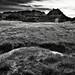 Badlands Postcards (Black & White)