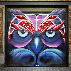 How was your monday ? #art by #Muga&Ghost. . #owl #brussels #Belgium #streetart #graffiti #urbanart #graffitiart #streetartbelgium #graffitibelgium #visitbrussels #urbanart_daily #graffitiart_daily #streetarteverywhere #streetart_daily #ilovestreetart #ig (Ferdinand 'Ferre' Feys) Tags: instagram owl bxl brussels bruxelles brussel belgium belgique belgië streetart artdelarue graffitiart graffiti graff urbanart urbanarte arteurbano ferdinandfeys