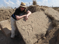Tell Basta, Bubastis (Aidan McRae Thomson) Tags: bubastis tellbasta ancient egyptian archaeological site egypt