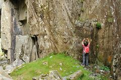 Reach (MrHRdg) Tags: wales northwales gwynedd snowdonianationalpark yrwyddfa conwyvalley dyffrynconwy devilskitchen twlldu penybenglog cwmidwal