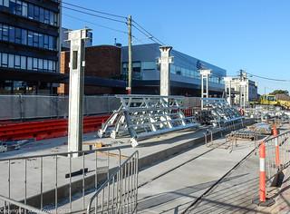 CBD & South East Light Rail - High Street, Randwick - Update 14 August 2018 (5)