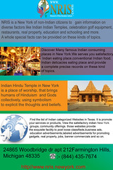 Indian Community Websites In New York (NRIS Website) Tags: indian temples newyork