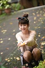 小羽0008 (Mike (JPG直出~ 這就是我的忍道XD)) Tags: 小羽 台灣大學 nikon d750 model beauty 外拍 portrait 2017 鍾蕙羽 june