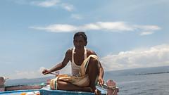 হাওড়ের রাজা.......King of the Haor (Ratul OnTheWay Traveller) Tags: bangladesh boatman haor modday river boat