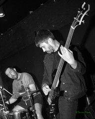 Snob, Black Water Bar, Portland, OR, 8-3-2018 (convertido) Tags: not shit hate order sunk dfy mass arrest snob judy the jerks haram sheer mag rigorous insitution punk hc hardcore sxe crust synth portland oregon london england california southern northern mississippi ohc fest live show color black white photography water bar
