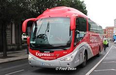 Bus Eireann SP34 (06D27982). (Fred Dean Jnr) Tags: dublin july2018 buseireann expressway scania irizar pb buseireannroute30 sp34 06d27982 beresfordplacedublin