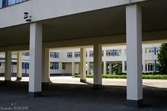 Колонны (Aleksey Guskov) Tags: ульяновск россия город columns ulyanovsk russia street
