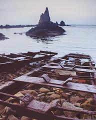 Arrecife de las Sirenas (fcojavier1991) Tags: nikon nikond3300 cabodegata almeria almería cabo de gata arrecife sirenas