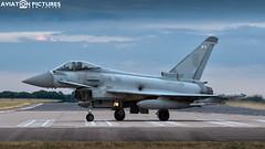 Eurofighter Typhoon FGR4 ZK314