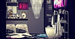Majesty- The Posh Loo (Ebony (Owner Of Majesty)) Tags: kraftwork majesty majestysl majestyinteriors majesty2018 reign trompeloeil ~bazar~ applefall sways halfdeer theloft digs pewpew tresblah floorplan homedecor homeandgarden homes homesweethome homey backdrops interiordecor interiordecorating interiors interiordesign decor decorating bathroom virtual virtualservices virtualspaces videogames secondlife sl