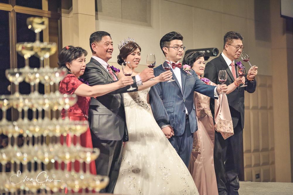 萬豪喜宴-奕誠&娉儀 婚禮紀錄_0146