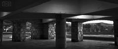 (Jose Antonio. 62) Tags: spain españa asturias gijón bw blancoynegro blackandwhite columnas columns
