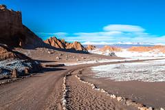 Moon Valley, Chile (holecem) Tags: valedelaluna atacama sanpedrodeatacama chile moonvalley desert travelling backpack differentworld