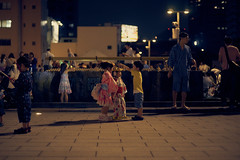 夏の1コマ (ryo_ro) Tags: a7 ilce7 sony nokton 50mm f15 vm voigtlander cosina japan summer 祭り