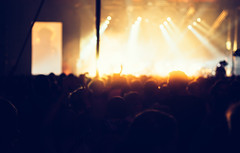 Flow Festival 2018 (miemo) Tags: europe finland flow blur bokeh concert crowd em5mkii festival flowfestival flowfestival2018 gig helsinki indoor lights live music olympus olympus45mmf18 omd outoffocus people show silhouette stage summer uusimaa fi