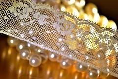 Mesh  -  MacroMondays  -   Pearls & lace. (maríaelenalópez) Tags: stilllife bodegón pearls perlas encaje lace lacycollar naturamorte bokeh macrophotography macromondays mesh