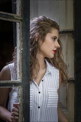 Ahinara (Jose Cantorna) Tags: ahinara portrait retrato modelo model chica girl nikon d610 luz light ventana