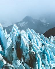 Pics ㄨ Perito Moreno (ThibaultPoriel) Tags: peritomoreno glacier glaciar landscape mountain nobody gh5 lumix lumixgh5 daylight light mist fog southamerica winter patagonie patagonia outdoors outdoor pics