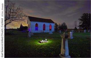 East Seneca United Church, Canfield