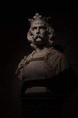 Bust of Robert the Bruce (p.mathias) Tags: scotland stirling bust scottish king robertthebruce uk unitedkingdom history sony a5100