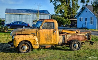 Chevrolet 3100 Classic Pickup Truck