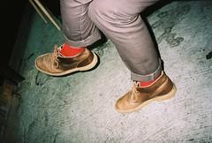(nikki.lake) Tags: filmisnotdead kodakportra400 portra400 portra kodakportra kodak yashicat4 shoes analogue analog film 35mm