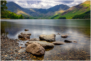 Summer days at Buttermere