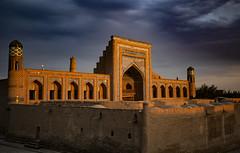 Allah Kouli Khan Madrasa In Khiva, Uzbekistan (El-Branden Brazil) Tags: khiva uzbekistan islam mosque sacred holy madrasa madrasah allakoulikhanmadrasa centralasia muslim asia asian