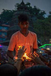 Aarti at Haridwar