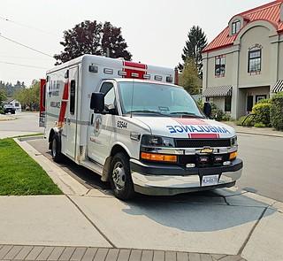 British Columbia Ambulance Service, Esquimalt, BC Ambulance 63544 (2)