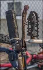 Rusty Handle (NoJuan) Tags: rust rusty neglected microfourthirds micro43 m43 mirrorless em1 olympus olympus1250mmf3563 olympusem1