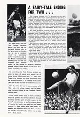 Northern Ireland vs Sweden - 1975 - Page 12 (The Sky Strikers) Tags: northern ireland sweden the european championship windsor park programme 20p